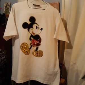 NWOT~DISNEY Mickey Mouse shirt